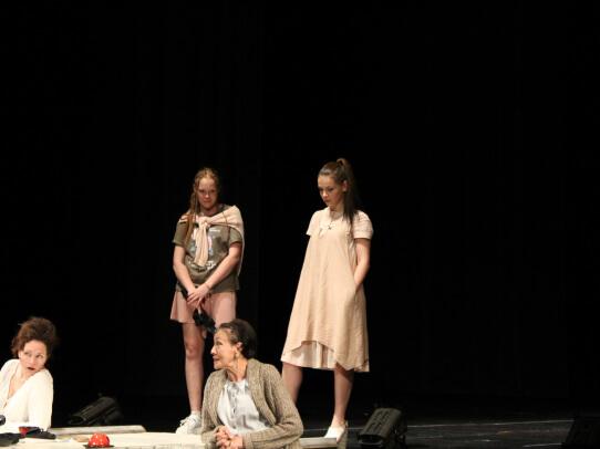 В Саратовском театре драмы показали спектакль из переписок в мессенджерах